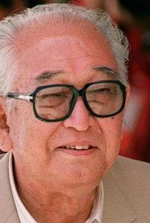 Akira Kurosawa - Poster / Capa / Cartaz - Oficial 4