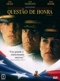 Questão de Honra - Poster / Capa / Cartaz - Oficial 6