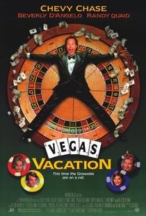 Férias Frustradas em Las Vegas - Poster / Capa / Cartaz - Oficial 2