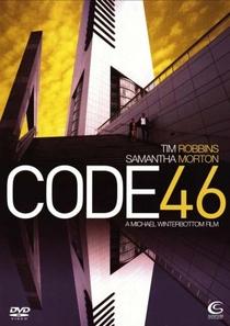 Código 46 - Poster / Capa / Cartaz - Oficial 2