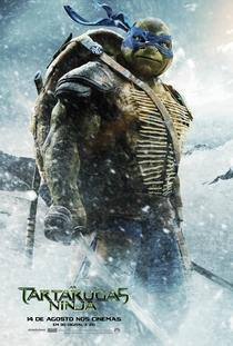 As Tartarugas Ninja - Poster / Capa / Cartaz - Oficial 9