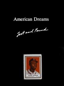 American Dreams (Lost And Found)  - Poster / Capa / Cartaz - Oficial 1
