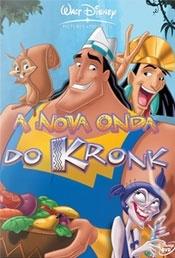 A Nova Onda do Kronk - Poster / Capa / Cartaz - Oficial 2