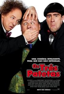 Os Três Patetas - Poster / Capa / Cartaz - Oficial 6