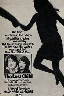 A Última Criança - Poster / Capa / Cartaz - Oficial 1