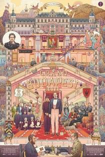 O Grande Hotel Budapeste - Poster / Capa / Cartaz - Oficial 27