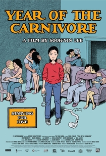 Year of the Carnivore - Poster / Capa / Cartaz - Oficial 1
