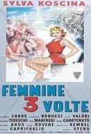 Três Vezes Mulher (Femmine tre volte)