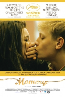 Mommy - Poster / Capa / Cartaz - Oficial 3