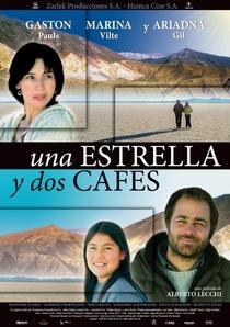 Una Estrella y Dos Cafes - Poster / Capa / Cartaz - Oficial 1