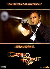 007 - Cassino Royale - Poster / Capa / Cartaz - Oficial 18