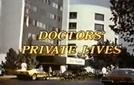 Vidas Cruzadas: A Vida Íntima dos Médicos (Doctor's Private Lives)