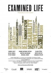 Examined life - Poster / Capa / Cartaz - Oficial 3