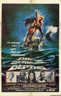 Nas Profundezas das Bermudas - Poster / Capa / Cartaz - Oficial 2