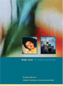 Brian Eno - 14 Video Paintings - Poster / Capa / Cartaz - Oficial 1
