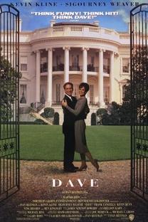 Dave - Presidente Por um Dia - Poster / Capa / Cartaz - Oficial 3