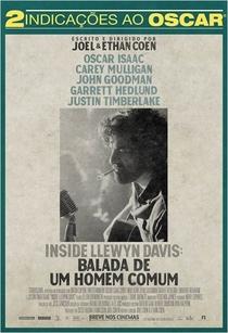 Inside Llewyn Davis - Balada de um Homem Comum - Poster / Capa / Cartaz - Oficial 5