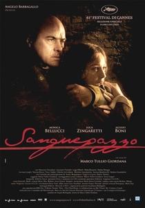 Sanguepazzo - Poster / Capa / Cartaz - Oficial 1