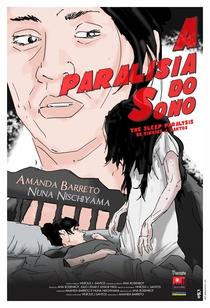 A Paralisia do Sono - Poster / Capa / Cartaz - Oficial 1