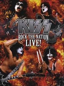 KISS Rock the Nation Live! - Poster / Capa / Cartaz - Oficial 1