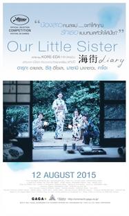 Nossa Irmã Mais Nova - Poster / Capa / Cartaz - Oficial 7