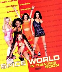 Spice World – O Mundo das Spice Girls - Poster / Capa / Cartaz - Oficial 5