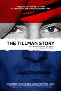 The Tillman Story - Poster / Capa / Cartaz - Oficial 1