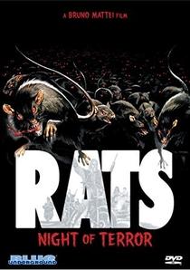 Ratos - A Noite do Terror - Poster / Capa / Cartaz - Oficial 8