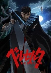 Berserk (1ª Temporada) - Poster / Capa / Cartaz - Oficial 2
