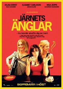 Järnets änglar - Poster / Capa / Cartaz - Oficial 1
