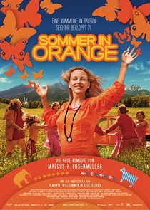 My Life in Orange - Poster / Capa / Cartaz - Oficial 1