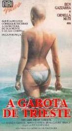 A Garota de Trieste - Poster / Capa / Cartaz - Oficial 3