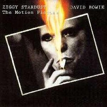 Ziggy Stardust and the Spiders from Mars  - Poster / Capa / Cartaz - Oficial 2