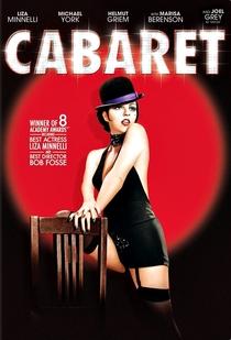 Cabaret - Poster / Capa / Cartaz - Oficial 8