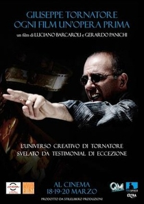 Giuseppe Tornatore - Cada Filme, uma Obra Prima - Poster / Capa / Cartaz - Oficial 2