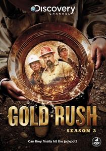 Febre do Ouro (3ª Temporada)  - Poster / Capa / Cartaz - Oficial 1