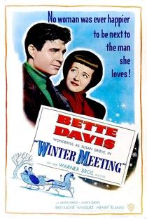 Encontro no Inverno - Poster / Capa / Cartaz - Oficial 1