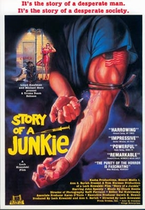 Story of a Junkie - Poster / Capa / Cartaz - Oficial 1
