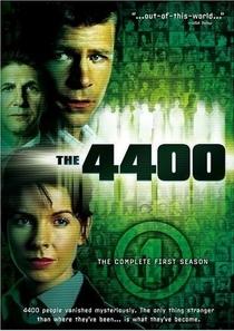 Os 4400 (1ª Temporada) - Poster / Capa / Cartaz - Oficial 2