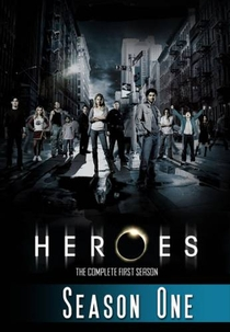 Heroes (1ª Temporada) - Poster / Capa / Cartaz - Oficial 3