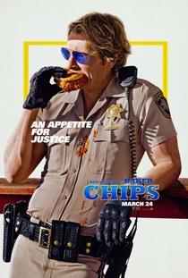 CHiPs - O Filme - Poster / Capa / Cartaz - Oficial 4