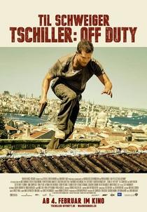Tschiller: fora de serviço  - Poster / Capa / Cartaz - Oficial 1
