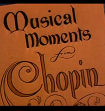 Miniaturas Musicais - Trechos Musicais de Chopin - Poster / Capa / Cartaz - Oficial 1