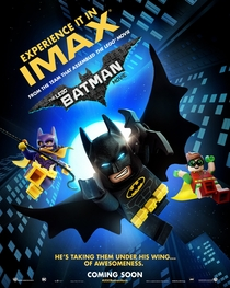 LEGO Batman: O Filme - Poster / Capa / Cartaz - Oficial 8