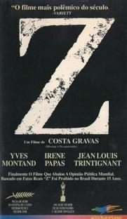 Z - Poster / Capa / Cartaz - Oficial 5