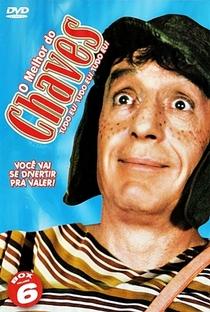 Chaves (6ª Temporada) - Poster / Capa / Cartaz - Oficial 1