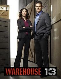 Warehouse 13 (4ª Temporada) - Poster / Capa / Cartaz - Oficial 2