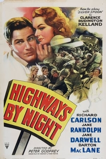 Highways by Night - Poster / Capa / Cartaz - Oficial 1