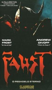Faust: O Pesadelo Eterno - Poster / Capa / Cartaz - Oficial 1