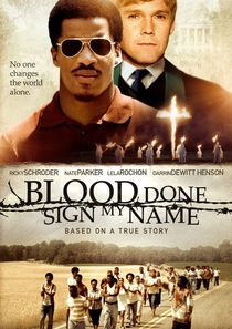 Blood Done Sign My Name  - Poster / Capa / Cartaz - Oficial 1